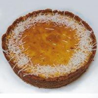 とうもろこしとかぼちゃのチーズタルト