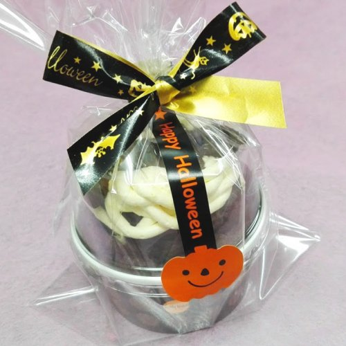 Halloween★コウモリCupCake