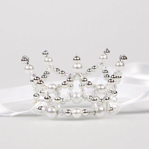 Simple mini Crown【White】