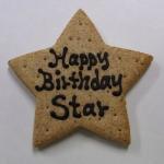 メッセージクッキー【星型】