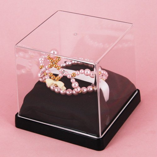 White ribbon Tiara【pink】