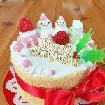 クリスマス☆リボンツリーDeco