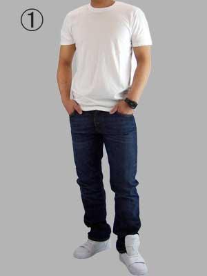ヌーディージーンズ ジョーンジョン S/S Tシャツの画像