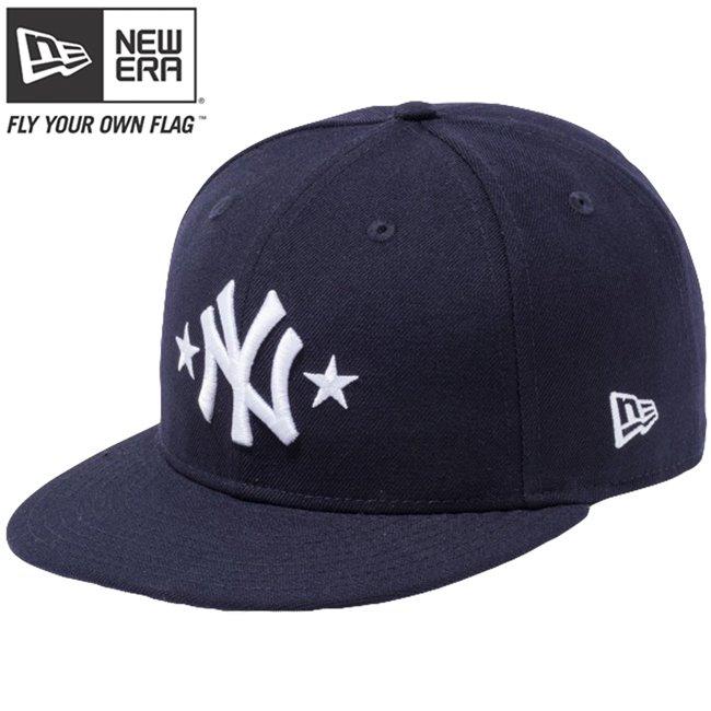 【定番】ニューヨークヤンキースロゴ入りキャップ♪
