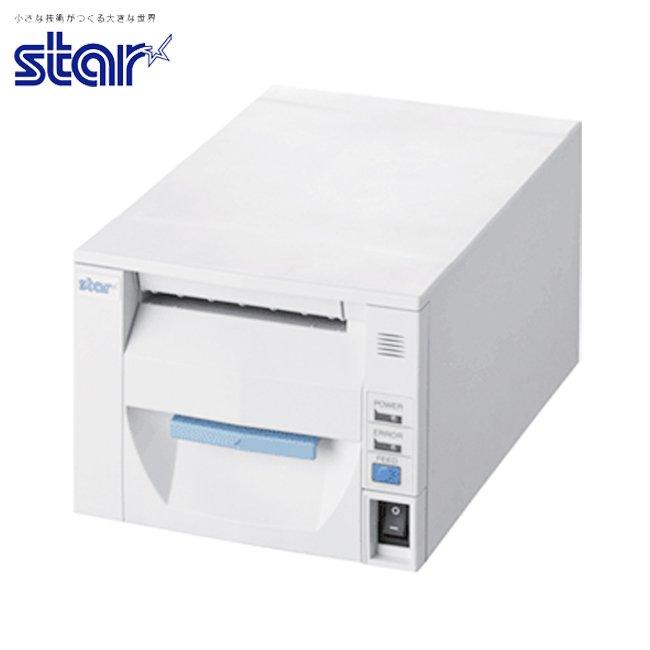 スター精密 据え置き型感熱式プリンター FVP10シリーズ FVP10UE3X-24J1 JP WebPRNT対応Ethernet(E3X)接続 ホワイ…