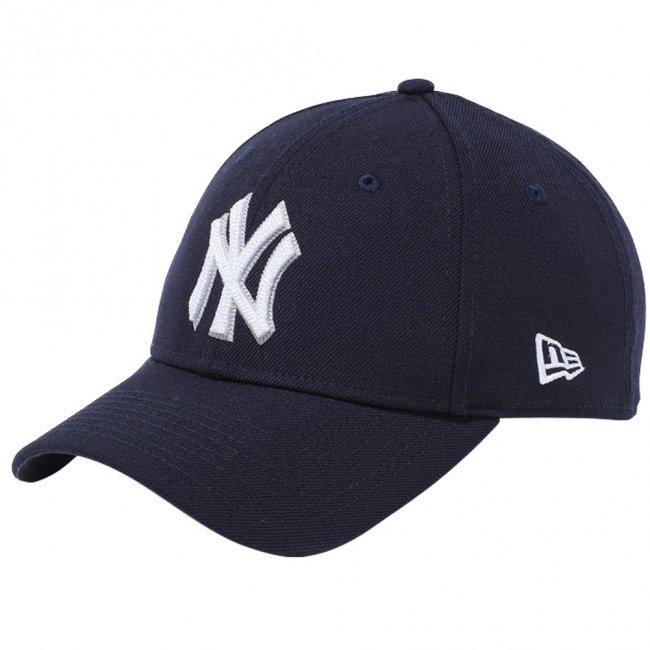 ニューエラ 940キャップ MLB カスタム デザイン ニューヨークヤンキース ネイビー スノーホワイト クラウド スノーホワイトの商品写真