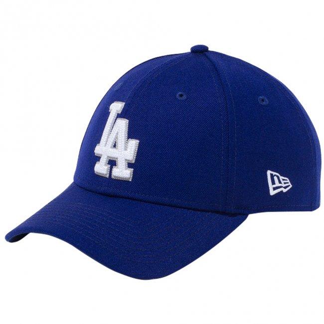 ニューエラ 940キャップ MLB カスタム デザイン ロサンゼルス ドジャース ダークロイヤル スノーホワイト クラウド スノーホワイトの商品写真