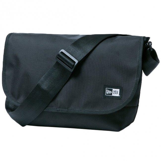 ニューエラ バッグ ショルダーバッグ ブラック ホワイトの商品写真