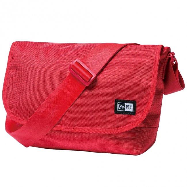 ニューエラ バッグ ショルダーバッグ レッド ホワイトの商品写真