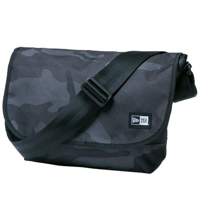 ニューエラ バッグ ショルダーバッグ ウッドランドカモブラック ブラック ホワイトの商品写真