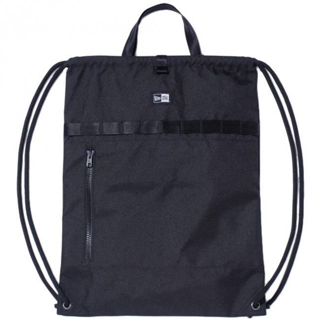 ニューエラ バッグ デイサック ブラックの商品写真