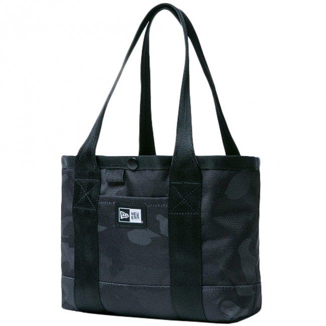 ニューエラ バッグ トートバッグ ミニ ウッドランドカモブラック ブラック ホワイトの商品写真