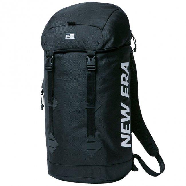 ニューエラ バッグ リュックサック ラックサック プリント ブラック ホワイトの商品写真