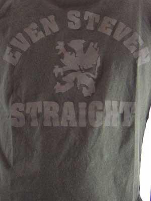 ヌーディージーンズ S/S Tシャツ フリッツ ボトルグリーンの画像