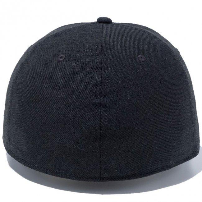 スラッシャー×ニューエラ 5950キャップ ブラックロゴ マガジン ブラック ブラックの画像
