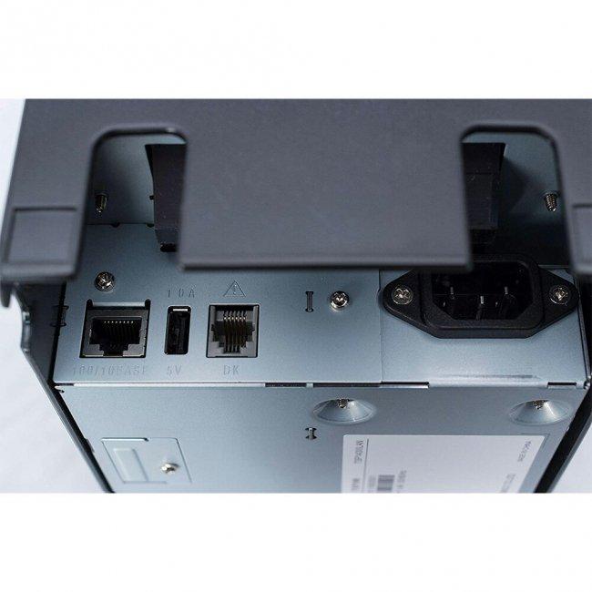 スター精密 据え置き型感熱式プリンター TSP100futurePRNTシリーズ TSP100IIILAN TSP143IIILAN WT JP Ethernet接続 ウルトラホワイトの画像