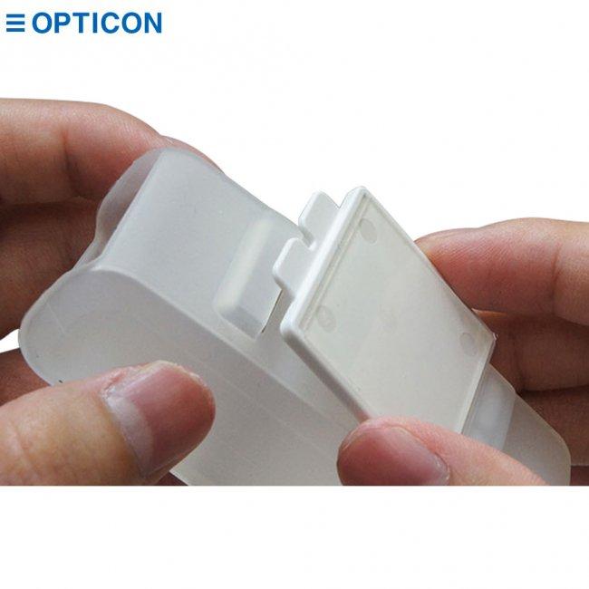 オプティコン OPN-3002i/n OPN-4000i/n用シリコンカバー SCV-3002 ホワイトの画像