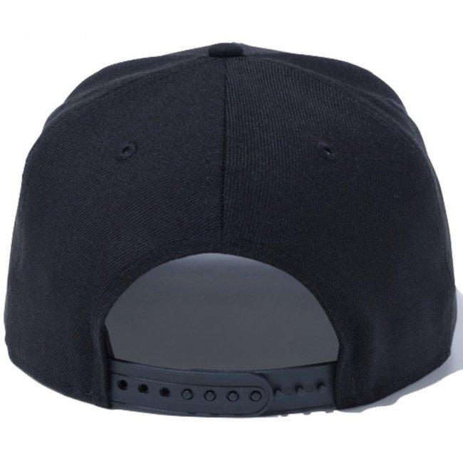スラッシャー×ニューエラ 950 キャップ スナップバック ブラック ブラックの画像