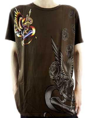 トゥエルブ シンボルズ S/S Tシャツ ジャッジメントディー デザート パームの画像