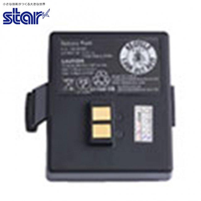 スター精密 モバイルプリンターオプション SM-L200対応 リチウムバッテリパック L2 ブラックの画像