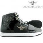 【SALE】クリエイティブ レクリエーション セサリオ チョイス ブラック/パテント/スネークの商品写真