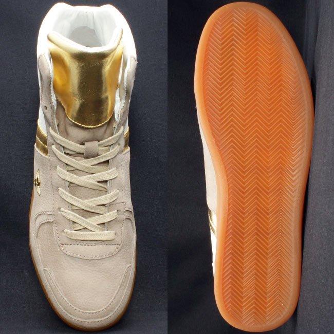 【SALE】クリエイティブ レクリエーション ミラノ ハイ プレミアム フォーム サンドパイパー ゴールドの画像