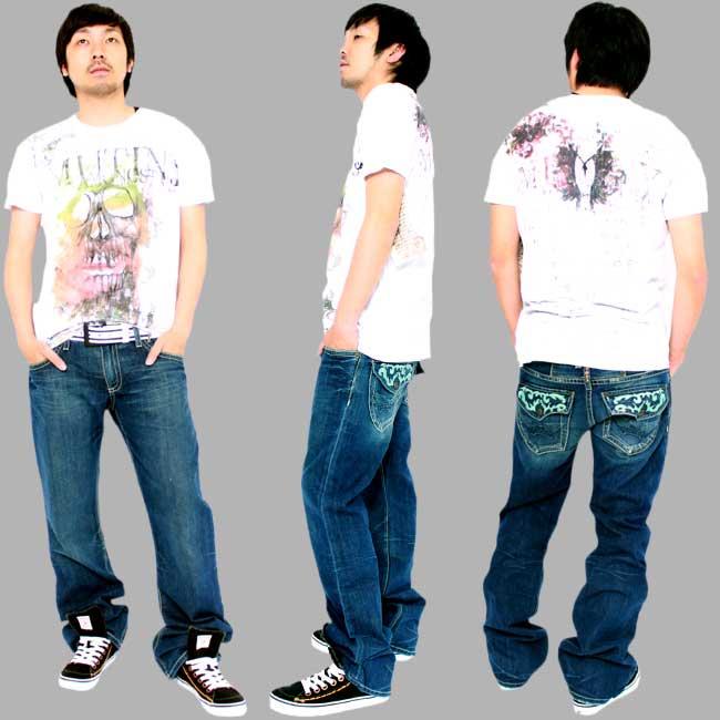 【SALE】モナーキー S/S Tシャツ ミューティーニー クルー ホワイトの画像