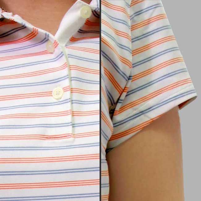 【SALE】アディダス S/S ポロシャツ CLIMACOOL テク S/S ベース ポロ ホワイト/マリーナの画像
