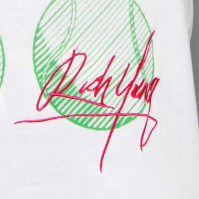 【SALE】リッチ ヤング S/S Tシャツ RY-SP10-05 ホワイトの画像