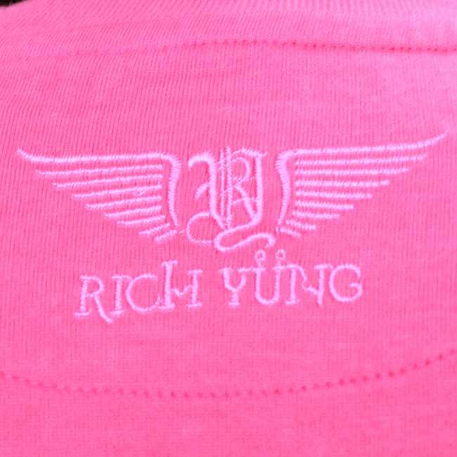 【SALE】リッチ ヤング S/S Tシャツ RY-SP10-06 マゼンタの画像
