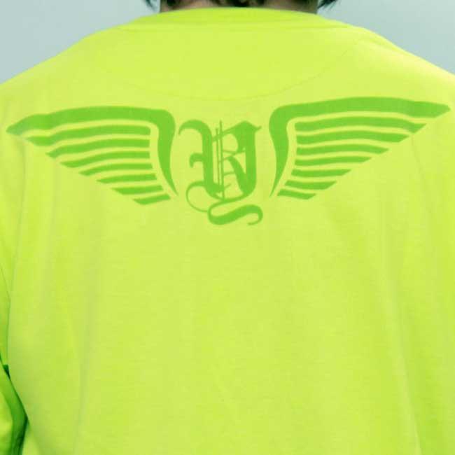 【SALE】リッチ ヤング S/S Tシャツ RY-SP10-13 グリーンの画像