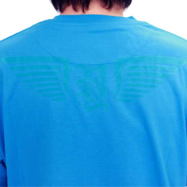 【SALE】リッチ ヤング S/S Tシャツ RY-SP10-13 ブルーの画像