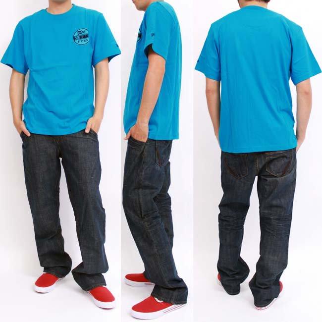 【30%OFF】【SALE】 ニューエラ S/S Tシャツ インスピ シーズナル パワー ティー ブルー ジュエルの画像