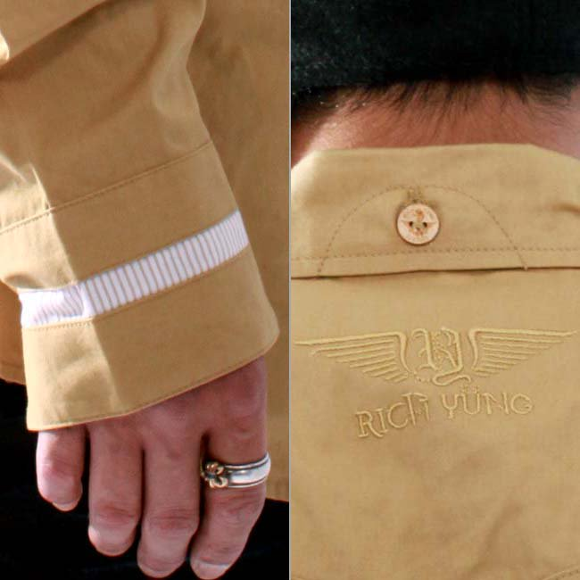 【SALE】リッチヤング L/S シャツ RY-2003 トラディションの画像
