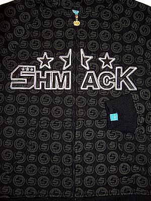 【SALE】シュマック モノ パーカー フルジップパーカー モノ ブラックの画像