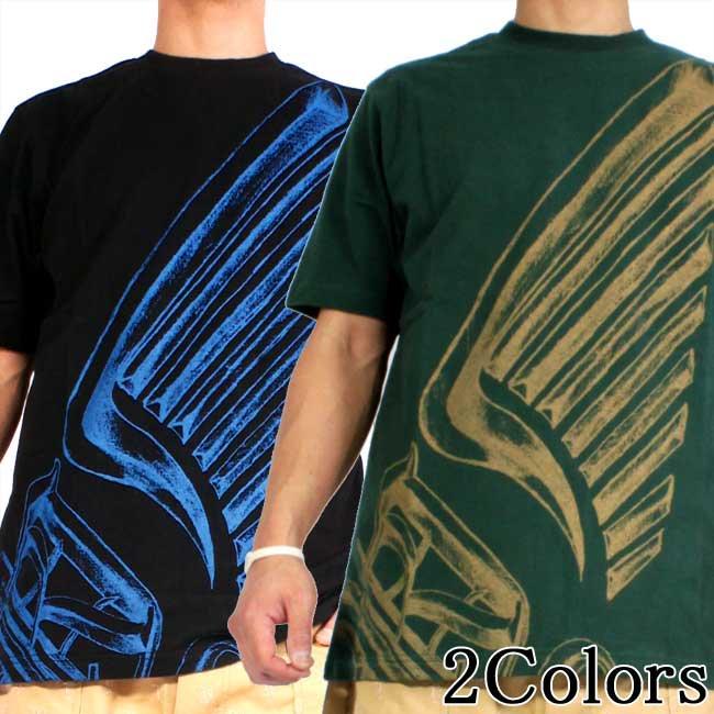 リッチヤング S/S Tシャツ RYSP11-ST25 グリーンの画像