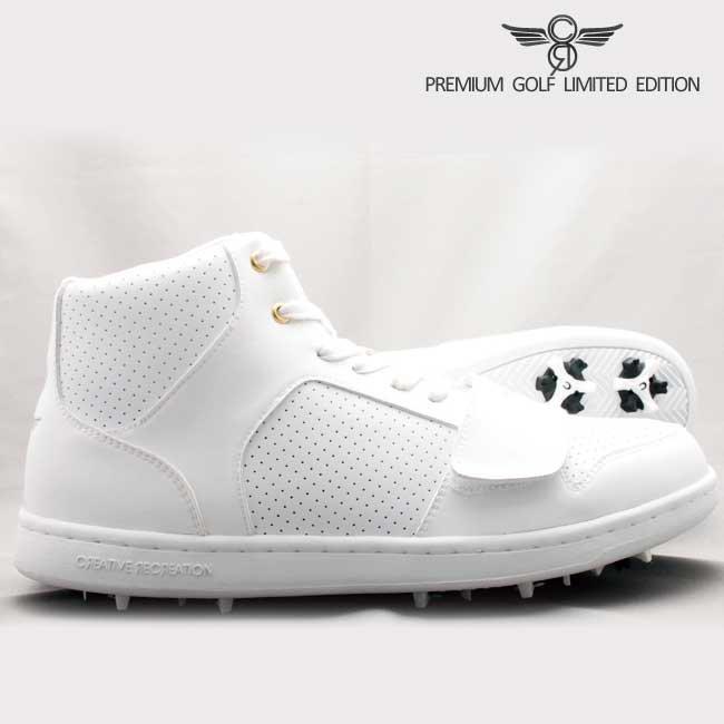 クリエイティブ レクリエーション GCR430 セサリオ ゴルフ リミテッド ホワイト ホワイト パテント