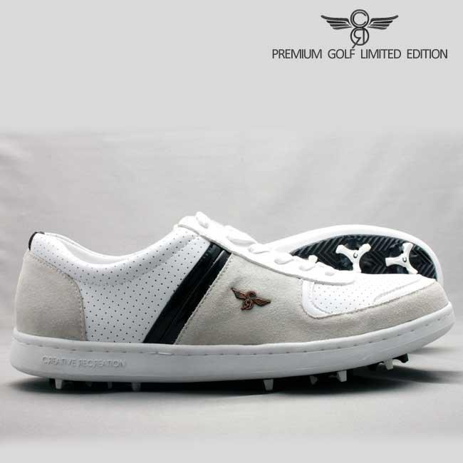 クリエイティブ レクリエーション GCR9230  ミラノ ゴルフ リミテッド ホワイト ベイパー ブラック