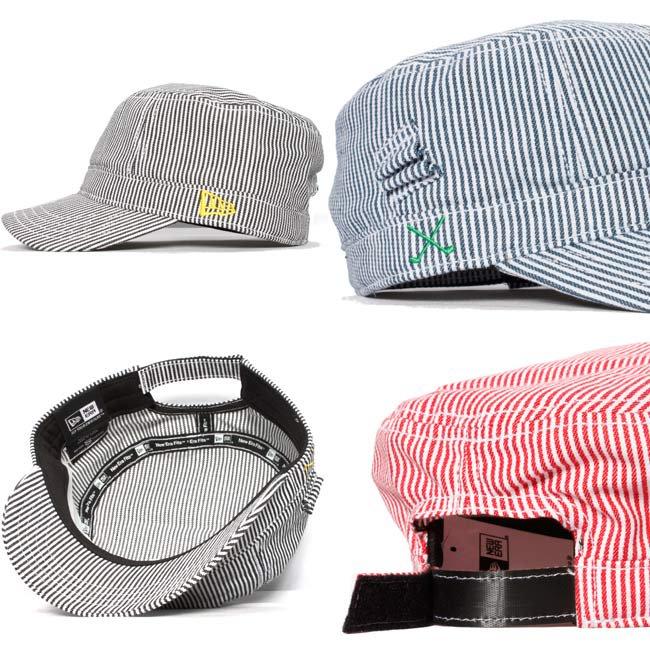 ニューエラ ワークキャップ WM01 アジャスタブル ゴルフ ヒッコリー 3カラーズの画像