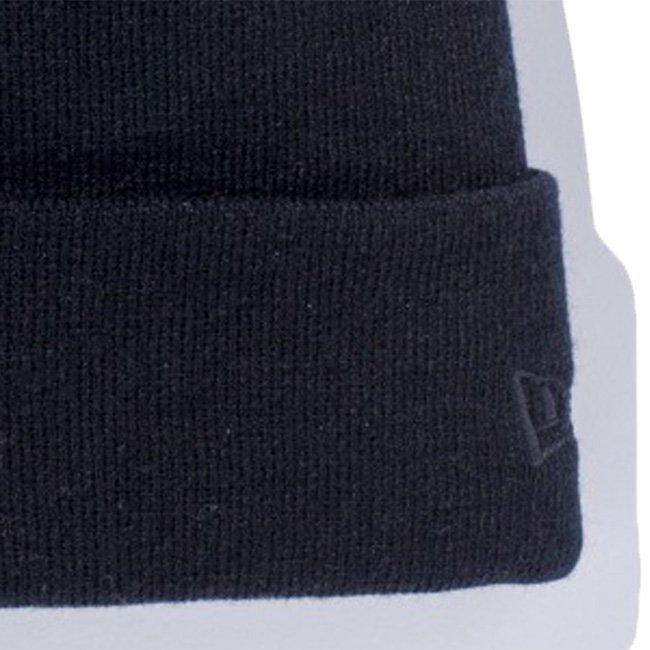 モンスターズインク×ニューエラ ニットキャップ ベーシックカフニット サリー&マイク ブラック マルチカラー ブラックの画像