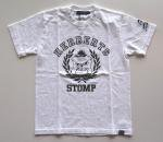 NEVERTRUST   HERBERTS BULLDOG  T-SHIRT WHITE