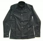 セール対象外 Original John NEO  B.D.  SHIRTS  BLACK WATCH