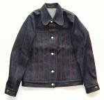 Original John   SWELL STRING JACKET  DENIM