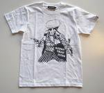 <img class='new_mark_img1' src='//img.shop-pro.jp/img/new/icons8.gif' style='border:none;display:inline;margin:0px;padding:0px;width:auto;' />NEVERTRUST  RUDER THAN RUDE T-SHIRT  WHITE