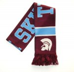 <img class='new_mark_img1' src='//img.shop-pro.jp/img/new/icons8.gif' style='border:none;display:inline;margin:0px;padding:0px;width:auto;' />NEVERTRUST  TROJAN SKINS STADIUM MUFFLER  BURGUNDY