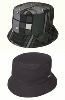 <img class='new_mark_img1' src='//img.shop-pro.jp/img/new/icons8.gif' style='border:none;display:inline;margin:0px;padding:0px;width:auto;' />Original John  別注BUCKET HAT  BLACK MIX×BLACK