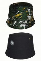 <img class='new_mark_img1' src='//img.shop-pro.jp/img/new/icons8.gif' style='border:none;display:inline;margin:0px;padding:0px;width:auto;' />Original John  BUCKET HAT  GREEN×BLACK(リバーシブル)