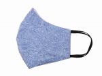 RELCO LONDON  INTRICATE JACQUARD DESIGN MASK  BLUE