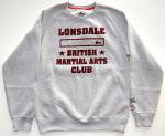 <img class='new_mark_img1' src='//img.shop-pro.jp/img/new/icons50.gif' style='border:none;display:inline;margin:0px;padding:0px;width:auto;' />LONSDALE GR030  SCHOOL SWEAT   Heather Grey