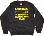 <img class='new_mark_img1' src='//img.shop-pro.jp/img/new/icons50.gif' style='border:none;display:inline;margin:0px;padding:0px;width:auto;' />LONSDALE GR030  SCHOOL SWEAT   BLACK